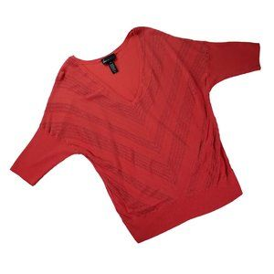 Lane Bryant Coral Sweater Top size 18/20